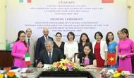 Việt Nam – Italya ký kết hợp tác văn hóa giai đoạn 2018 - 2021