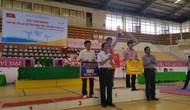 Tổ chức Giải Taekwondo Cúp các câu lạc bộ tỉnh Đồng Tháp năm 2018