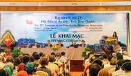 Khai mạc Đại hội lần thứ 21 của Hội Tiền sử Ấn Độ - Thái Bình Dương tại Huế