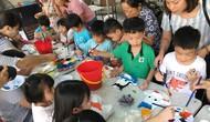 Tăng trải nghiệm, nhân thêm niềm vui của giới trẻ với mỹ thuật và văn hóa truyền thống