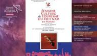 Dừng tổ chức Tuần Văn hóa và Du lịch Việt Nam tại Pháp
