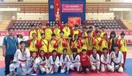 Thay đổi thời gian tổ chức Giải Taekwondo Cup các câu lạc bộ tỉnh Đồng Tháp lần thứ V