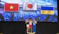 Giải Cup Thể dục dụng cụ thế giới năm 2018: Lê Thanh Tùng giành Huy chương Bạc