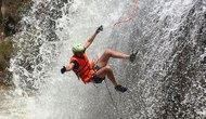Lâm Đồng: Tạm dừng hoạt động các tour du lịch mạo hiểm Khu du lịch thác Dantala