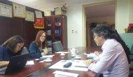 Vụ Đào tạo làm việc với tổ chức Skill International, New Zealand