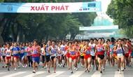 1.500 vân động viên tham dự chung kết Giải chạy Báo Hà Nội Mới