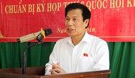 Bộ trưởng Nguyễn Ngọc Thiện tiếp xúc cử tri Thừa Thiên – Huế