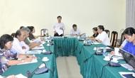 Đoàn kiểm tra liên ngành Bộ VHTTDL làm việc tại Tuyên Quang