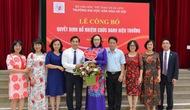 Trường Đại học Văn hóa Hà Nội công bố Quyết định bổ nhiệm Hiệu trưởng