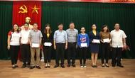 Công đoàn Khối Di sản – Văn hóa cơ sở  trao quà từ thiện tại Lạng Sơn