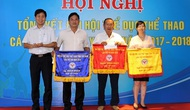 Tây Ninh: Tổng kết Đại hội Thể dục Thể thao các cấp năm 2017-2018