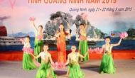 Quảng Ninh: Liên hoan văn nghệ các nhà văn hóa thôn - khu văn hóa tiêu biểu năm 2018