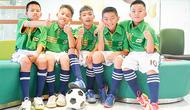 5 cầu thủ nhí Việt Nam tập huấn và giao lưu tại Tây Ban Nha