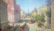 """Triển lãm """"Phong cảnh nước Nga"""" của họa sĩ Mikhail Vyacheslavovich Stoyachko"""