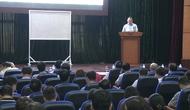 Bộ VHTTDL tổ chức Hội nghị thông tin chuyên đề