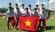 """U17 Việt Nam đại thắng """"5 sao"""" trên đất Nhật Bản"""