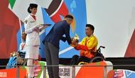 Việt Nam có Huy chương Vàng đầu tiên tại Asian Para Games 3