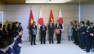 Liên đoàn bóng đá Việt Nam và Liên đoàn bóng đá Nhật Bản gia hạn thỏa thuận hợp tác toàn diện