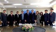Bộ Văn hóa, Thể thao và Du lịch Việt Nam thăm và làm việc với Nghị viện trưởng thành phố Gwangju, Hàn Quốc