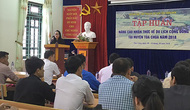 Điện Biên: Tập huấn nâng cao nhận thức về du lịch cộng đồng