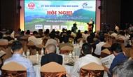 Hội nghị xúc tiến đầu tư du lịch tỉnh Bắc Giang năm 2018