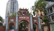 Tu bổ, tôn tạo di tích đình Mễ Trì Thượng thành phố Hà Nội