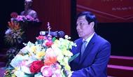 Bộ trưởng Nguyễn Ngọc Thiện dự Khai giảng năm học mới tại Trường Đại học Văn hóa Hà Nội