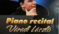 Nghệ sĩ piano Hungary biểu diễn hòa nhạc tại Việt Nam