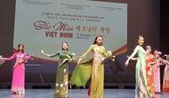 Ấn tượng chương trình biểu diễn nghệ thuật tại Hàn Quốc