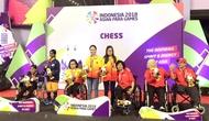 Đoàn Thể thao người khuyết tật Việt Nam xếp vị trí 12/44 quốc gia và vùng lãnh thổ