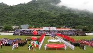 Khai mạc Đại hội Thể dục thể thao tỉnh Hà Giang lần thứ VIII