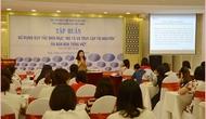 Thư viện Quốc gia Việt Nam: Tập huấn sử dụng Quy tắc biên mục Mô tả và truy cập tài nguyên - Ấn bản RDA tiếng Việt, khu vực miền Trung