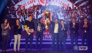 Tôn vinh các danh hiệu tập thể, cá nhân mùa bóng 2018