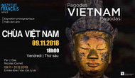 """Triển lãm ảnh """"Chùa Việt Nam"""" của nhiếp ảnh gia Nicolas Cornet"""