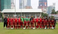 Sắp diễn ra vòng loại thứ nhất bảng E Giải bóng đá U19 nữ châu Á 2019