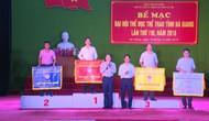 Hà Giang: Đại hội Thể dục thể thao tỉnh lần thứ VIII thành công tốt đẹp