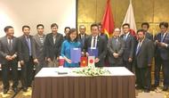 Việt Nam và Nhật Bản ký kết bản ghi nhớ thỏa thuận hợp tác trao đổi nguồn nhân lực du lịch