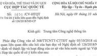 Trả lời ý kiến bạn đọc về thành lập và hoạt động của cơ sở văn hóa nước ngoài tại Việt Nam