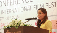 Họp báo Khai mạc Liên hoan phim Quốc tế Hà Nội 2018