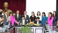 Thỏa thuận hợp tác tiếp nhận hồ sơ và trả kết quả giải quyết thủ tục hành chính qua dịch vụ bưu chính công ích