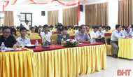 Hà Tĩnh: Tổ chức tập huấn phổ biến văn bản QPPL lĩnh vực văn hóa, du lịch và gia đình