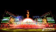 Đặc sắc chương trình nghệ thuật Truông Bồn - Những anh hùng bất tử