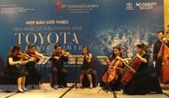 Đêm nhạc cổ điển Toyota 2018 trở lại tại TP.Hồ Chí Minh