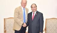 Thủ tướng đánh giá cao các đề xuất của ông Greg Norman, Đại sứ du lịch Việt Nam