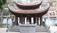 Thẩm định dự án tu bổ, tôn tạo di tích đình, đền, chùa Hai Bà Trưng