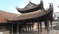 Thẩm định dự án tu bổ, tôn tạo di tích đình Trang Liệt, tỉnh Bắc Ninh