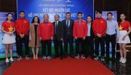 Công bố chương trình kết nối nguồn lực hỗ trợ phát triển thể thao Việt Nam