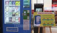 Máy bán sách tự động đầu tiên tại Thành phố Hồ Chí Minh