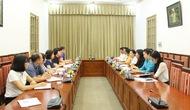 Trao đổi kinh nghiệm với nước bạn Lào về lĩnh vực thư viện