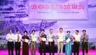 Bế mạc Liên hoan ca trù toàn quốc năm 2018
